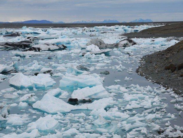 Jezioro po lodowcowe