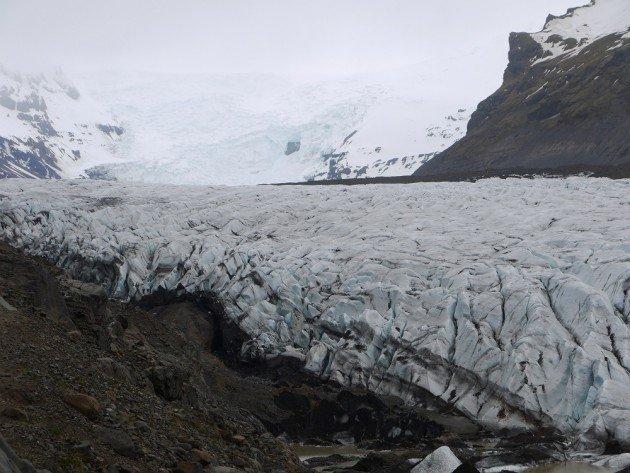 Płaty lodowców