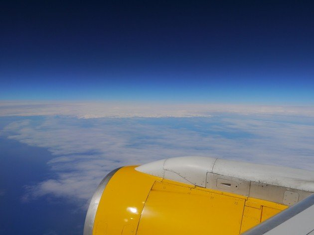 W oddali widać wieczny lodowiec Vatnajokull