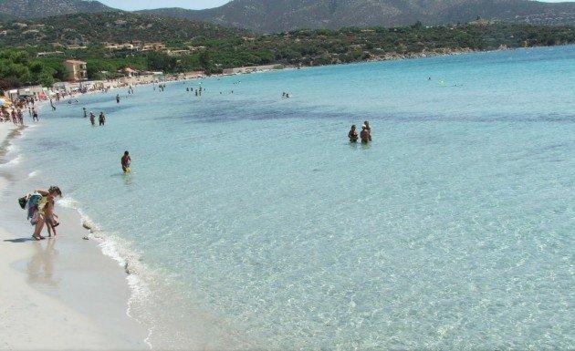 Plaża w Capitanie