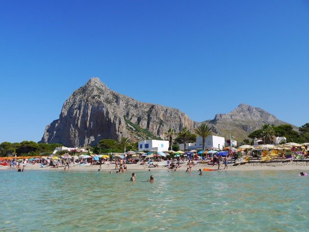 San Vito Lo Capo góra Monte Monaco