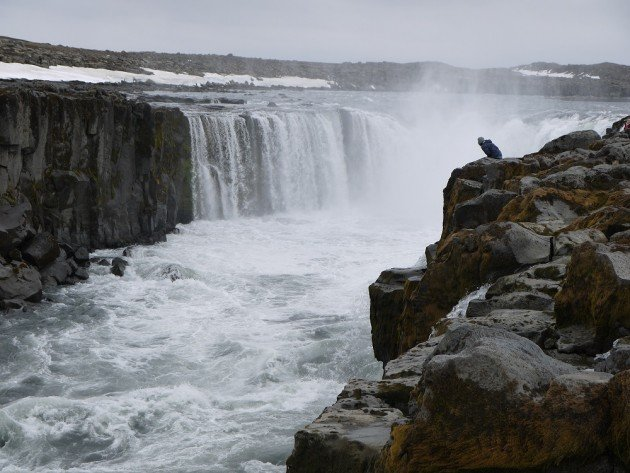 Wodospad Sellfoss