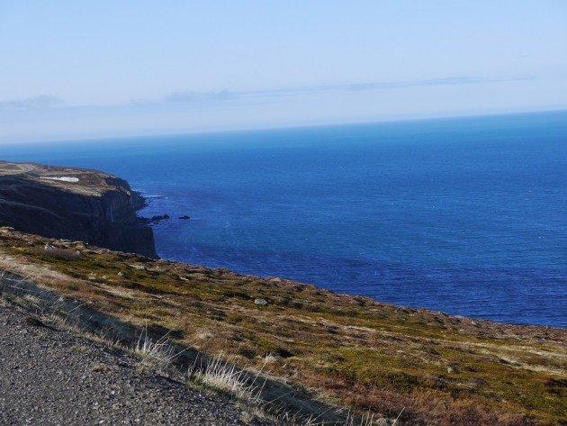 Fiordy północnej Islandii