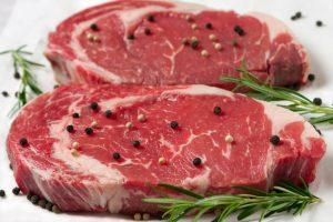 mięso stek rib-eye