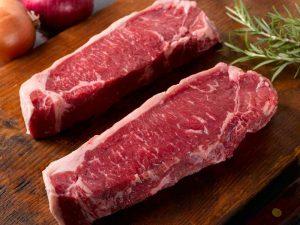 mięso stek new york