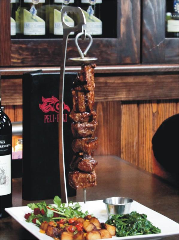 mięso espetada