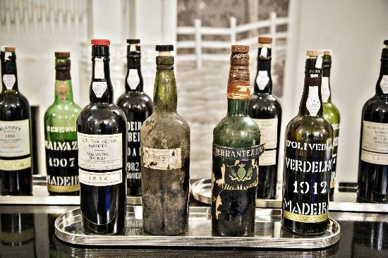 wina maderskie