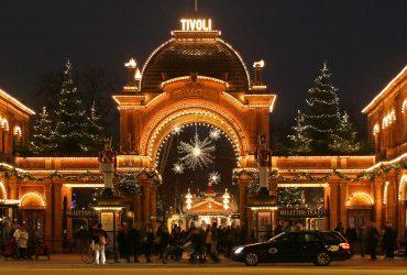 Jarmark Świąteczny w Kopenhadze