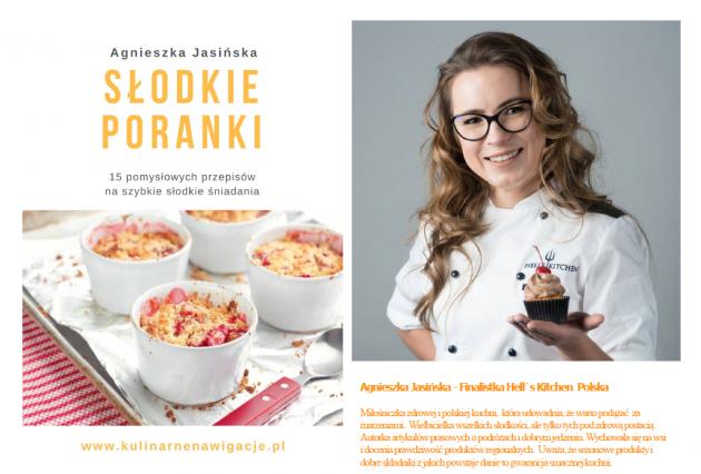 Słodkie poranki Agnieszka Jasińska