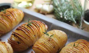 dania z ziemniaka