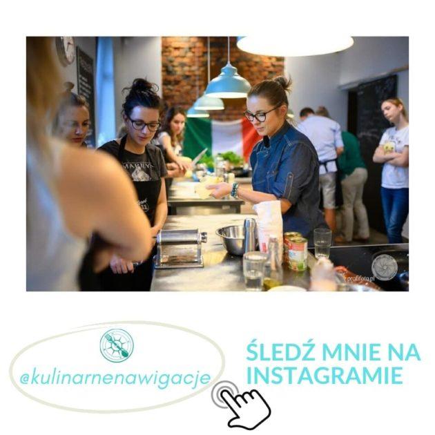 kulinarne nawigacje instagram